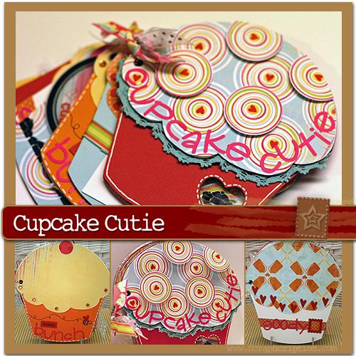 Cupcakecutiekit