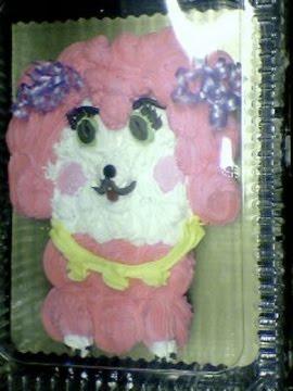 Beth - cupcake dog