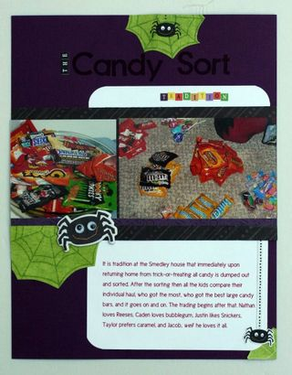 Candy sort(2)