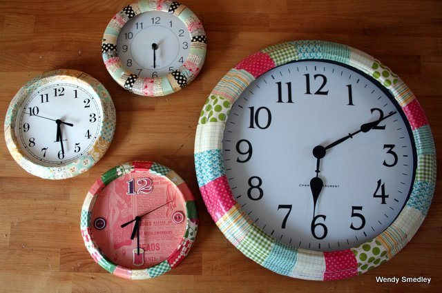Group of clocks