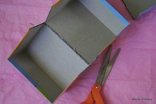 Box folded