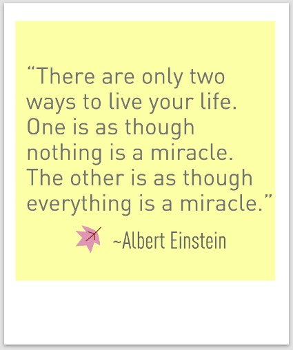 Miraclequote