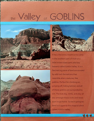 Valley of goblins