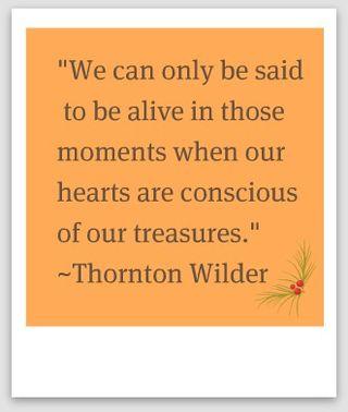 Treasure quote