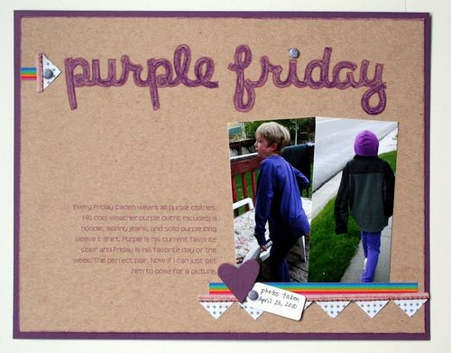 Purple friday